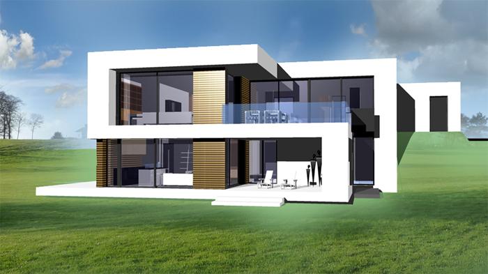 Architekten gartenhaus